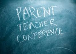 October 31 – Parent Teacher Conference